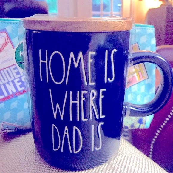 Rae Dunn Home Is Where Dad Is!
